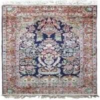 印度丝绸地毯 制造商