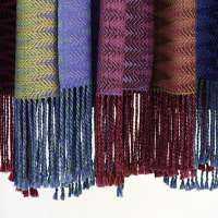编织的围巾 制造商