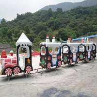 Children Park Joy Trains Manufacturers