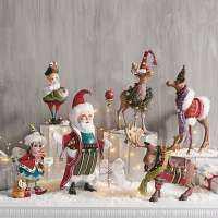 圣诞小雕像 制造商