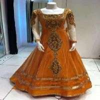 Embroidered Bridal Wear Manufacturers