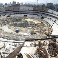 Stadium Construction Manufacturers