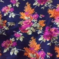 印花丝绸面料 制造商