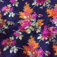 Printed Silk Fabrics Manufacturers