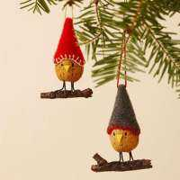 手工制作的圣诞饰品 制造商