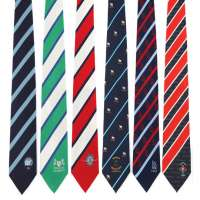 Woven Logo Ties Manufacturers