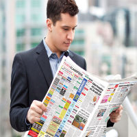 Newspaper Advertisement Service Importers