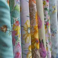 Printed Georgette Fabric Manufacturers