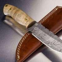 大马士革钢刀 制造商