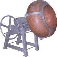 Revolving Coating Pan Manufacturers