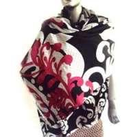 涤纶印花围巾 制造商