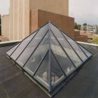 Pyramid Roofing Structure Manufacturers