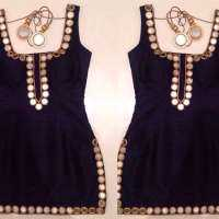 Mirror Work Kurti Manufacturers