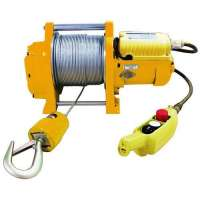 Electric Rope Winch Manufacturers