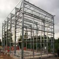 Steel Structure Frame Manufacturers