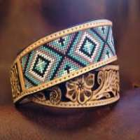 Beaded Leather Belts Manufacturers