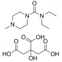 二乙基咔嗪柠檬酸盐 制造商