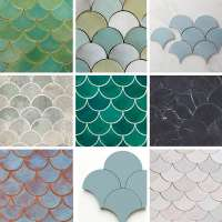 Fish Scale Tiles Manufacturers