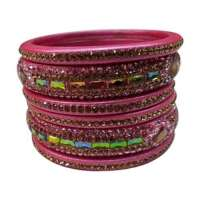 Lac Stone Bangles Manufacturers