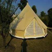 帆布野营帐篷 制造商