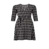 Printed Wrap Dress Manufacturers