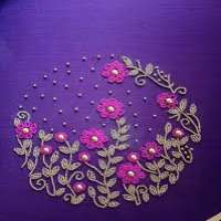 Aari Embroidery Work Manufacturers