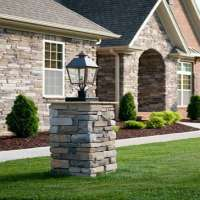 Stone Lamp Post Manufacturers