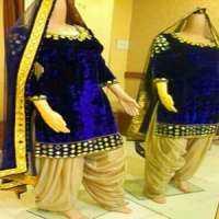 Patiala Salwar Kameez Manufacturers