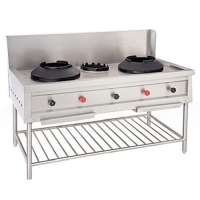 Chinese Cooking Range Manufacturers