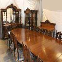 Antique Dining Room Set Manufacturers