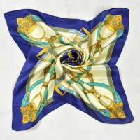 Printed Silk Scarves Manufacturers