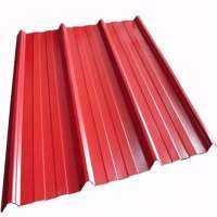 钢屋顶瓦片 制造商