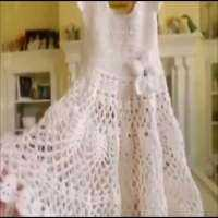 Knitted Girls Frock Manufacturers