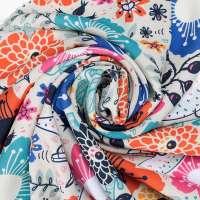 印花绉织物 制造商