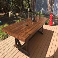 Outdoor Wooden Table Manufacturers