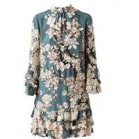 Printed Silk Dress Manufacturers