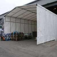 Tarpaulin Shed Importers