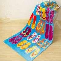 印花沙滩巾 制造商