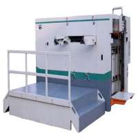 Automatic Die Cutting & Creasing Machine Manufacturers