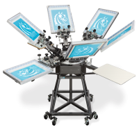 Screen Printing Machines Manufacturers