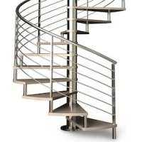 Fabricated Spiral Staircase Manufacturers