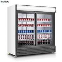 Supermarket Refrigerator Showcase Manufacturers