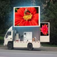 Mobile Vans Advertisement Services Manufacturers
