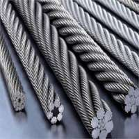 Bright Steel Wire Rope Manufacturers
