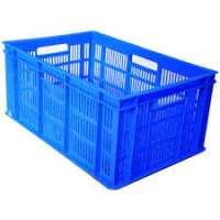 Industrial Plastic Crate Manufacturers