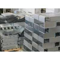 Industrial Sheet Metal Fabrication Manufacturers