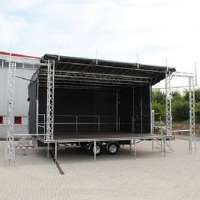Mobile Stages Manufacturers