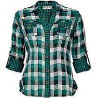 Ladies Check Shirt Manufacturers