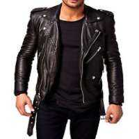 Men Leather Jackets Manufacturers