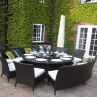Garden Dining Table Manufacturers
